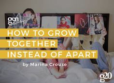 As we grow older, our friendships tend to fall apart... unless you put in the effort to keep them.
