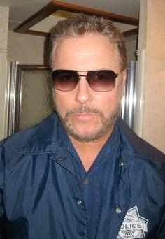 29566f05385 William Peterson CSI wearing ic! berlin kjell Sunglasses