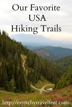 Planning a USA hiking trip? Check out some of our favorite hiking trail reviews, all reported from first-person experience.