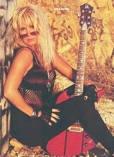 Lita Ford Photos, Lita Ford,1991