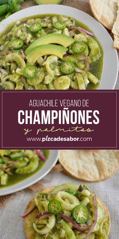 Vegan Mexican Recipes, Veggie Recipes, Vegetarian Recipes, Cooking Recipes, Healthy Recipes, Ethnic Recipes, Healthy Menu, Healthy Snacks, Healthy Eating