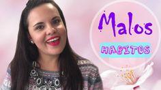Malos Hábitos que obstruyen los poros | SaMi Beauty TV