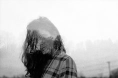 Double exposed photography by Jon Duenas