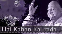 Watch and listen Nusrat Fateh Ali Khan old Collection
