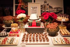 Boardwalk Empire Dessert Table - by LMP