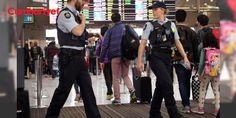 Avustralya'da terör alarmı: Avustralya'nın Sidney kentinde dün gece polisin düzenlediği operasyonda beş eve yapılan baskınlarda dört terör şüphelisi gözaltına alındı.
