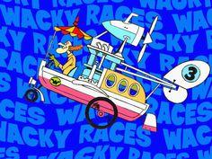 Corrida Maluca  (Wacky Races) é um desenho animado produzido pela Hanna-Barbera entre 14 de setembro de 1968 a 5 de setembro de 1970, ren...
