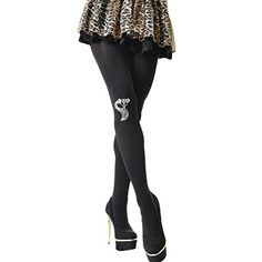 db8d4a365d0 Angelina Jewel Patch Opaque Tights 8898   Details can be found by clicking  on the image.