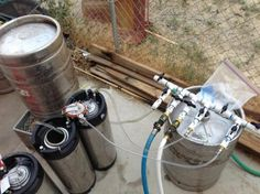 This article will detail the two methods I have used to clean my Sankey kegs. I recently built a manifold for the purpose of keg cleaning. First I will give some background of my brewing and equipment, then I will detail how I cleaned my kegs before I built the manifold and finally I will...  Read more »