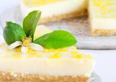 La Torta fredda al Limone è un delizioso dolce che non necessita di cottura in forno. E' una torta fresca, delicatissima e profumata, si scioglie in bocca!!