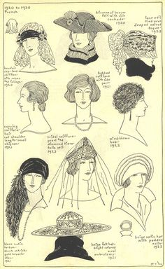 History of Hats | Gallery - Chapter 21 - Village Hat Shop