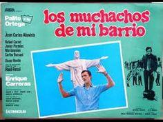 los muchachos de mi barrio ( Palito Ortega ) pelicula 1969 . - YouTube