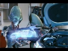 "Chevy Volt ""Aliens #1 - Come On"" 