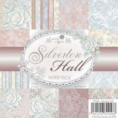 "Looks What's In at Yourscrapbooksupply.com - Wild Rose Studio Ltd. Paper Pack 6""X6"" 36/Pkg Silverton Hall - New!, $6.79 (http://www.yourscrapbooksupply.com/wild-rose-studio-ltd-paper-pack-6x6-36-pkg-silverton-hall-new/)"
