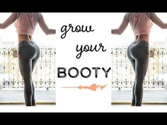 How to Make Your Butt Rounder in Just 2 Weeks - YouTube