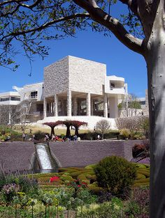 the getty center #monogramsvacation