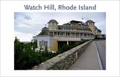 Watch Hill, Rhode Island, Place Photo Poster Collection #285