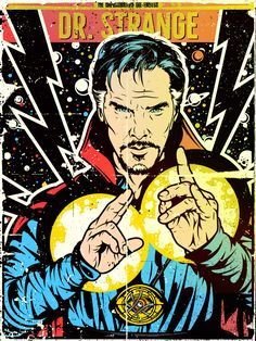 """Embrace Your Chakra With Phase 3 Of Our Tribute To """"Doctor Strange"""""""