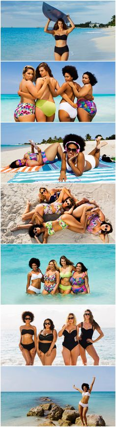 Suger Coat It   Swimsuits for All BRING IT   http://www.sugercoatit.com   An Australian Plus-Size Fashion Blog