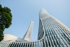 Gallery of Raffles City Hangzhou / UNStudio - 15