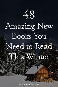 Looking for the perfect book to snuggle up with this winter? Check out one of these amazing new books coming in 2018!