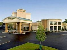 Canton (OH) Courtyard by Marriott Canton United States, North America Ideally located in the prime touristic area of Northwest Canton, Courtyard by Marriott Canton promises a relaxing and wonderful visit. The property features a wide range of facilities to make your stay a pleasant experience. Service-minded staff will welcome and guide you at the Courtyard by Marriott Canton. Guestrooms are fitted with all the amenities you need for a good night's sleep. In some of the rooms,...