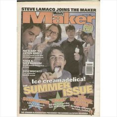 MELODY MAKER UK MUSIC PAPER JUN 7 1997 Tilleys of Sheffield