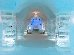 Sorrisniva Ice Hotel, Alta, Norway