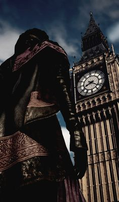 Assassin's Creed Syndicate, Evie Frye, London
