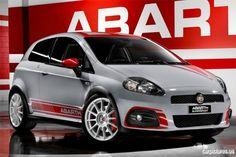 #Fiat Grande Punto Abarth SuperSport