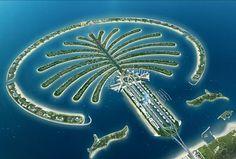 The Palm, Dubai. #JetsetterCuratorp