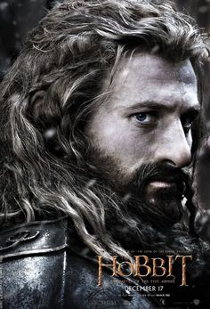Fili Poster- In AUJ Fili's poster was happier ,now he has a sad expression
