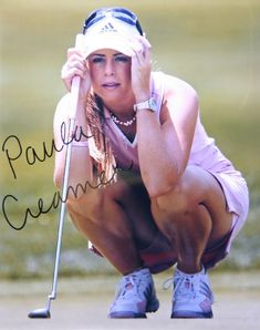 Paula Creamer Nails | Paula Creamer Biography | Profile | Career and Photos