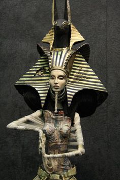 Обзор Cult, Anubis by the Popovy Sisters ( http://www.popovy-dolls.com )