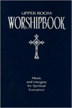 The Upper Room Worshipbook is one that you'll definitely want to have on hand for this worship series. Many of our song suggestions come from here, and this book will be a great addition to your worship music library if you don't already have it!