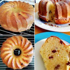 saftiger und zu gleich fluffiger Gugelhupf/Napfkuchen aus Topfen/Quark schmeckt besonders fein 😋