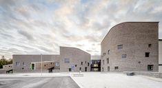 Gallery of Lehtikangas School, Kindergarten and Library / alt Architects - 13