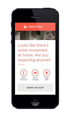 Serious awesome new home security systems for families controlled by apps.