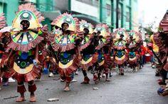 Go to the Ati-Atihan Festival.