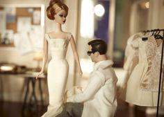 I love Silkstone Barbie dolls :)
