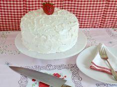 Jello Poke Cake Retro Recipes #SundaySupper | Flour On My Face
