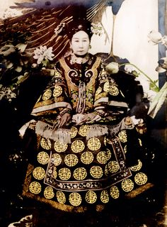 Empress Dowager Cixi, or Empress Dowager Tzu-hsi (慈禧太后) (29 November 1835 – 15 November 1908), of the Manchu Yehenara clan, was a powerful and charismatic woman who unofficially but effectively controlled the Manchu Qing Dynasty in China for 47 years, from 1861 to her death in 1908.