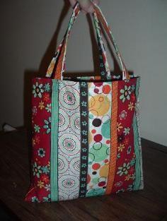 DIY Tutorial: Bags & Wallets / DIY Tote Bag - Bead&Cord