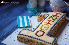 TARTA CUMPLEAÑOS INFANTIL 1 AÑO - COBERTURA CHOCOLATE BLANCO - http://www.mytaste.es/r/tarta-cumplea%C3%B1os-infantil-1-a%C3%B1o---cobertura-chocolate-blanco-33143174.html