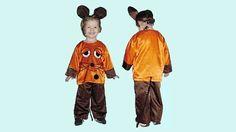 WDR Maus Kostüm Größe 104-140
