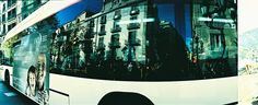 Taken by panelomo with a Lomography Horizon Kompakt loaded with Kodak EPR 64 (35mm, 64 iso) film in Barcelona, Spain. These tags describe this photo: rauw, horizon, kompakt, spain, europe, barcelona, panoramic, honeymoon, vacation, trip, holiday, film, kodak, iso64, 35mm, analog, analogue, panelomo, people, city, lomo, lomography, smile, and happy. Date: 2010. This photo can also be found in the album 2009_12_Horizons in Barcelona.