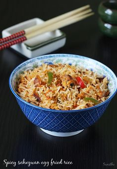 spicy egg fried rice – This quick flavorful and spicy egg rice is perfect for dinner during winters. I am just sharing the basic method and can easily be adapted to make a variety of fried rice using minced chicken or fish or prawns. Whatever you make it with, sure it's going to be a …