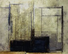 Ginny Herzog    43-913 2013 Oil/cold wax 40x50