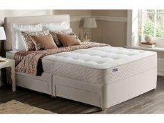 Silentnight Mirapocket Sapporo King Size Divan Bed from £479.99