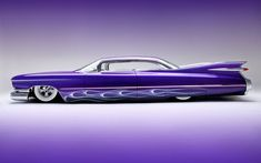 Custom Car Builder Gene Winfield 1959 Cadillac Coupe Deville